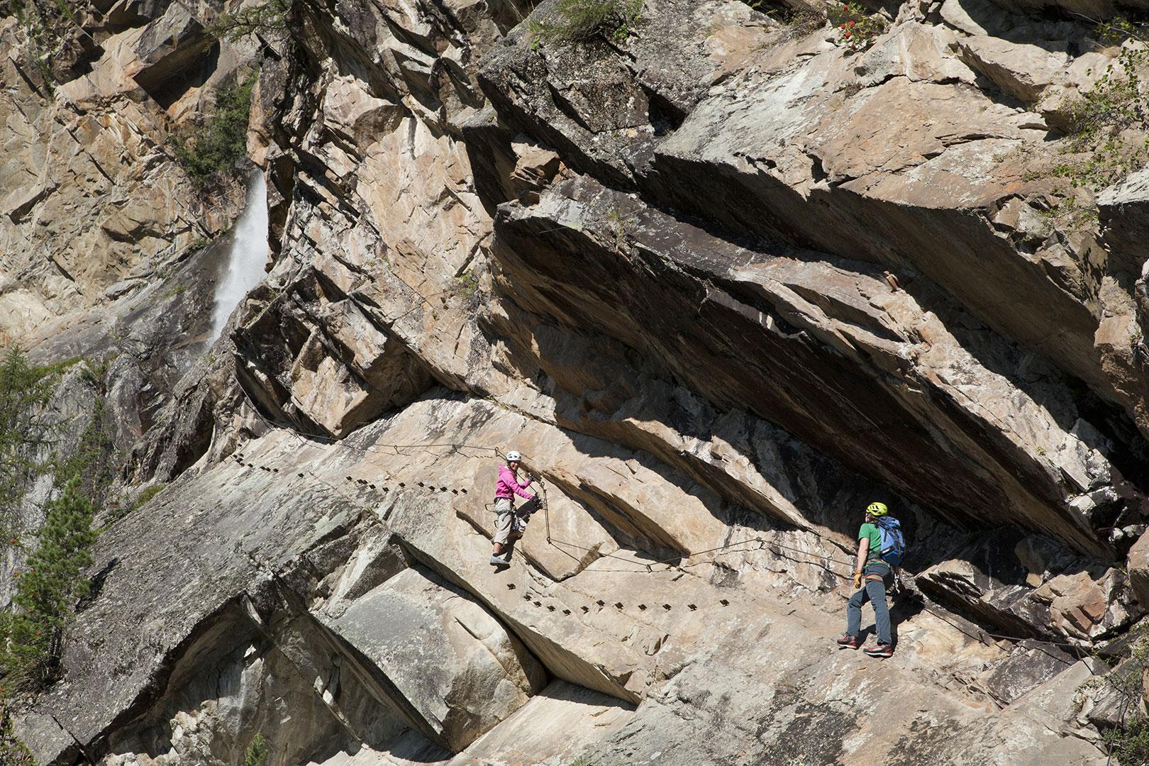 Klettersteig Handschuhe : Kletter steig paradies alpine bergsport und erlebnisschule sölden
