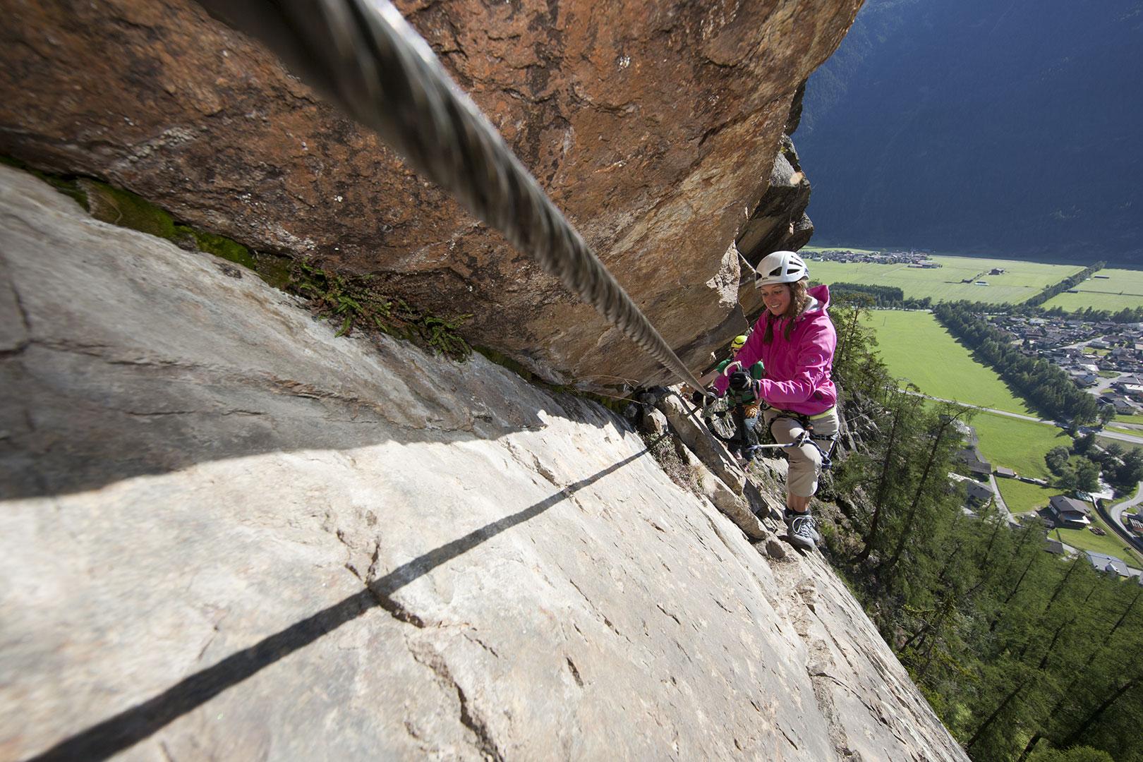 Klettersteigset Alt : Kletter steig paradies alpine bergsport und erlebnisschule sölden