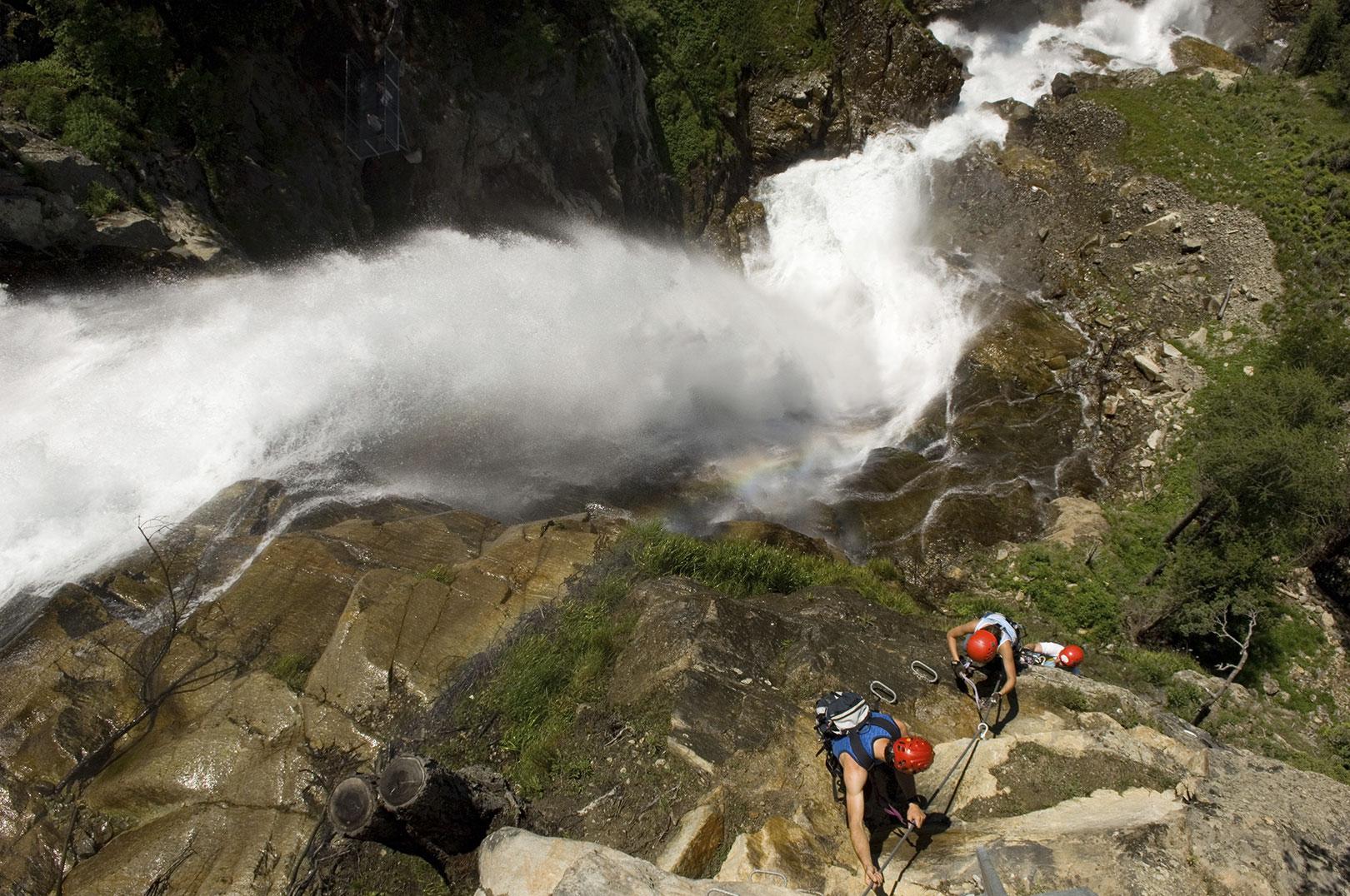 Klettersteig Oetztal : Klettersteig touren in tirol Österreich Ötztal imst
