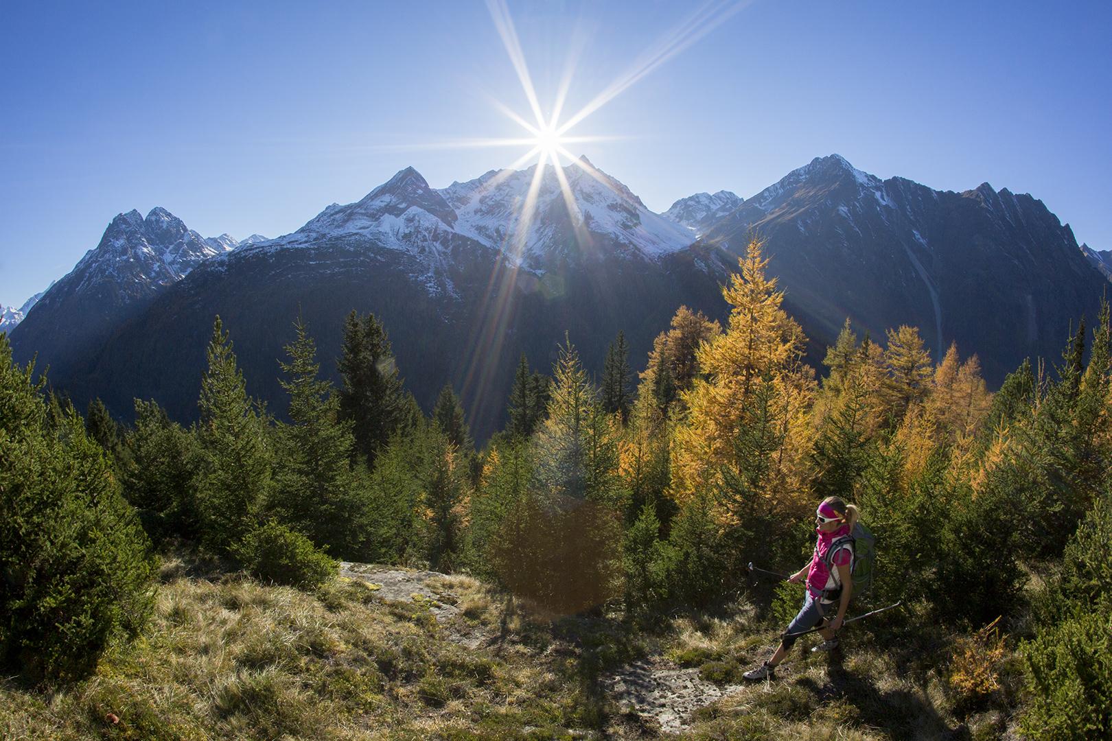 Herbst Wandern Alpen : Mehrtagestouren in den Ötztaler Alpen Alpine ...
